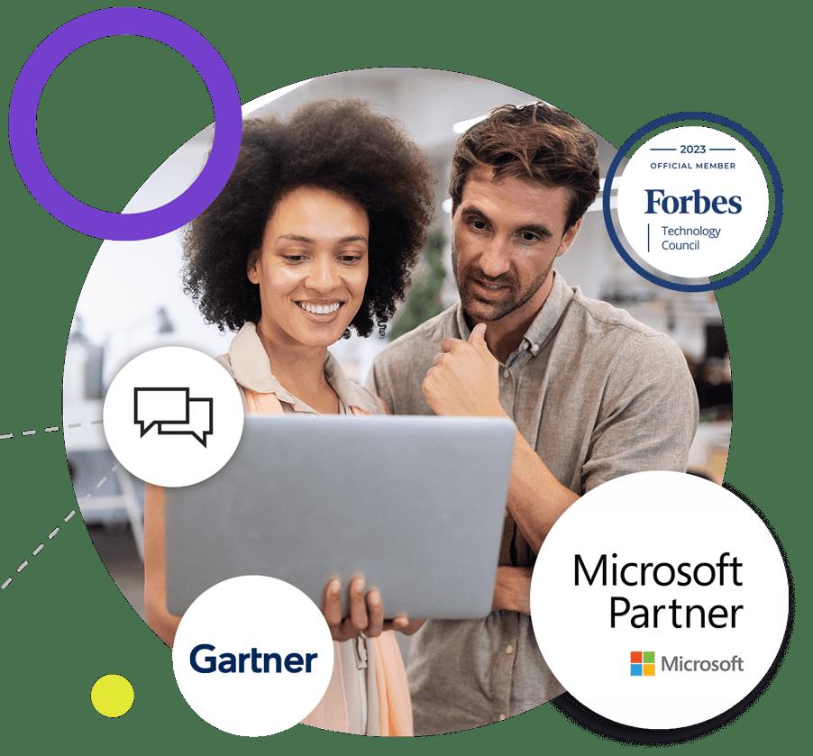 Definity First Microsoft Gold Partner