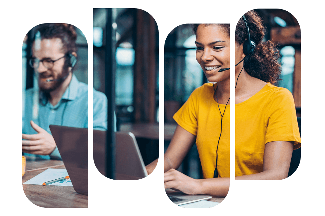 Dynamics 365 Customer Service provides seamless, end-to-end customer service experiences